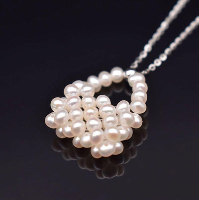 Freshwater Pearl Necklace - Hand Bag | Akuna Pearls | Freshwater Pearl Jewellery | Made in Australia