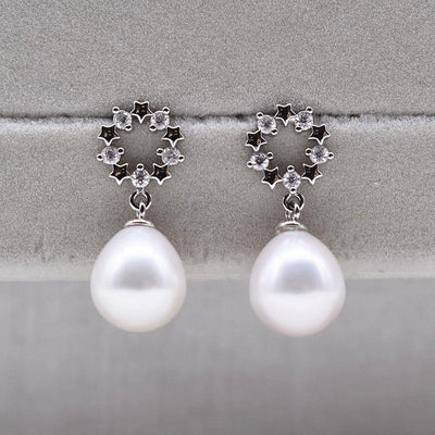Freshwater Pearl Earrings - Posie | Akuna Pearls | Freshwater Pearl Jewellery | Made in Australia