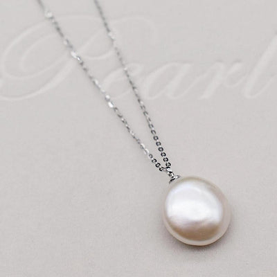 Baroque Pearl Necklace - Odette | Akuna Pearls | Freshwater Pearl Jewellery | Made in Australia