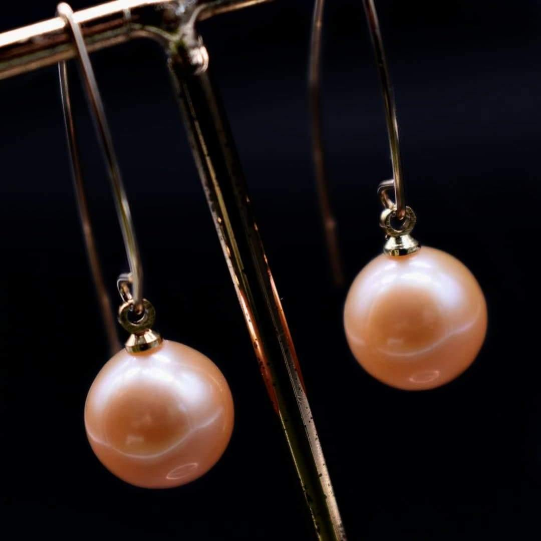 Freshwater Pearl Earrings - Senora - Akuna Pearls