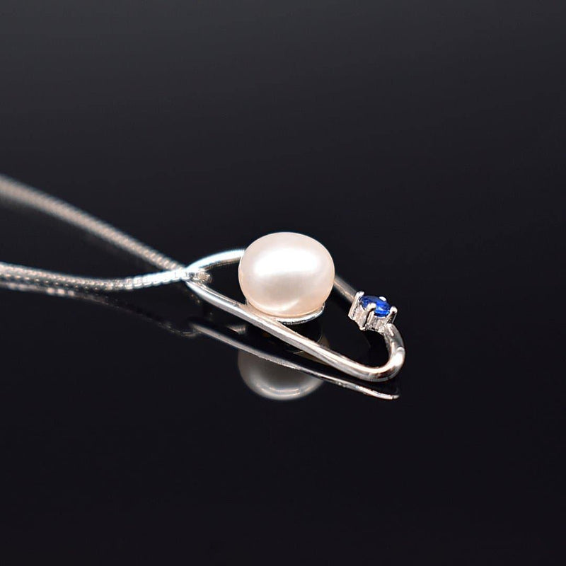 Freshwater Pearl Pendant Necklace - Emery | Akuna Pearls | Freshwater Pearl Jewellery | Made in Australia