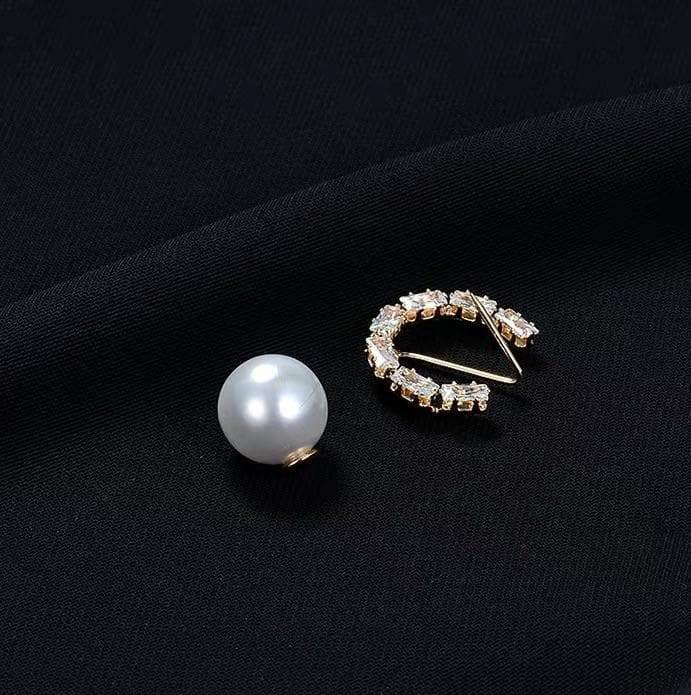 Faux Pearl Fashion Pin - Grace | Akuna Pearls | Freshwater Pearl Jewellery | Made in Australia
