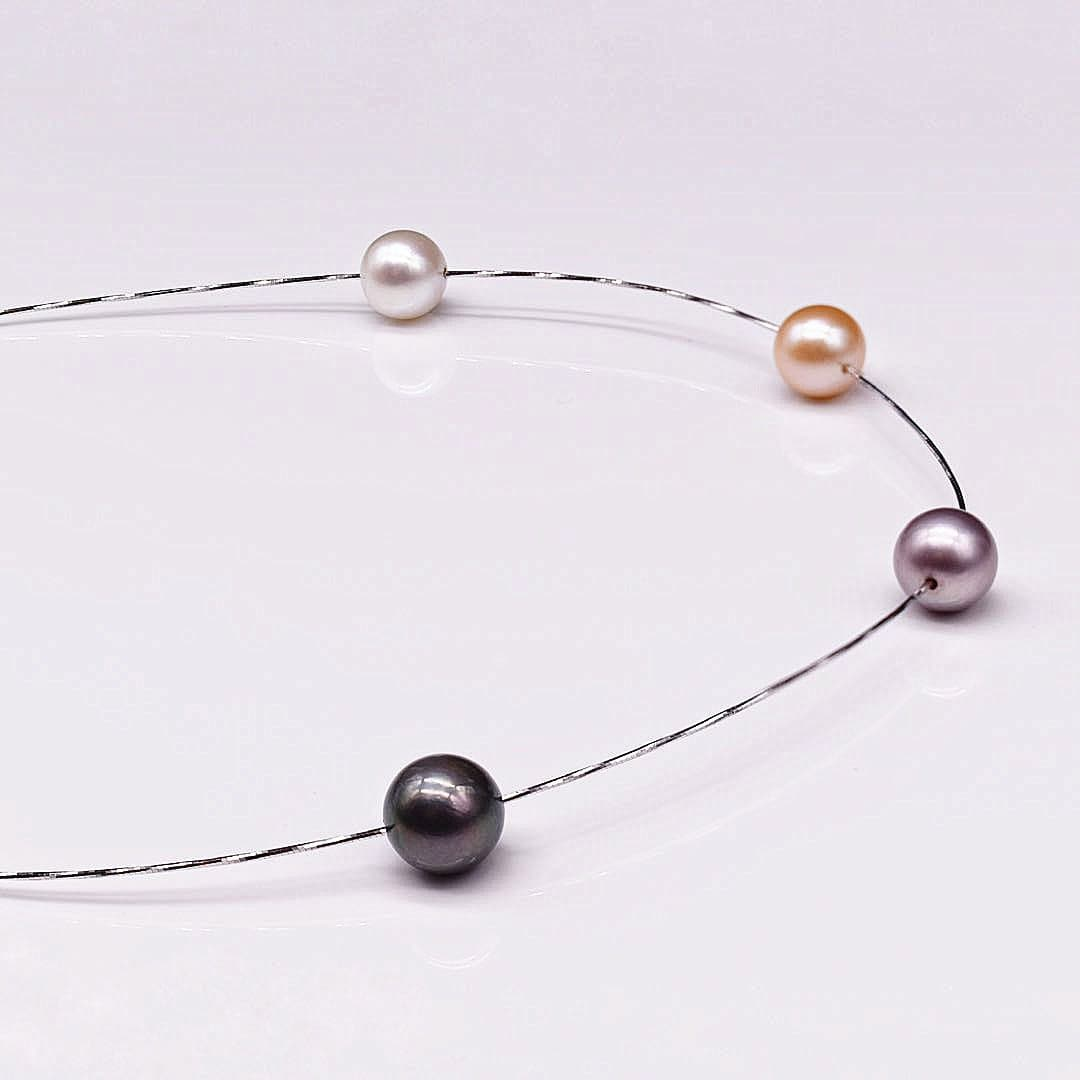 Freshwater Pearl Necklace - Which Star Are You From | Akuna Pearls | Freshwater Pearl Jewellery | Made in Australia