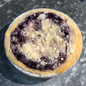 Blueberry Streusel - Mini Pies (3 pack)