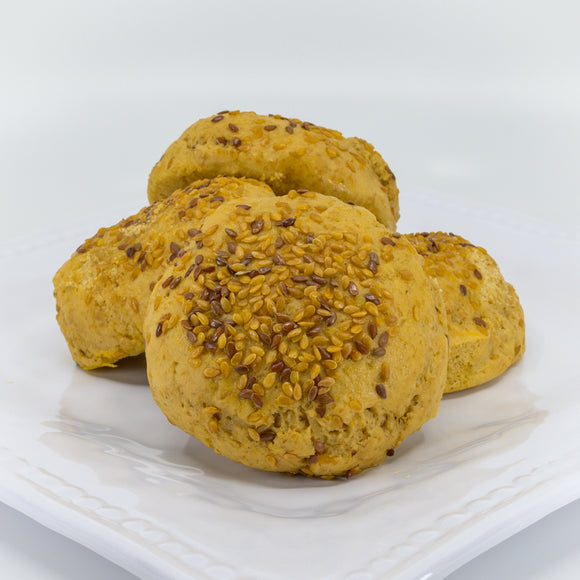 Multi Grain Flaxseed Rolls
