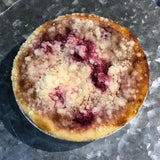 Peach Raspberry Pie - Mini