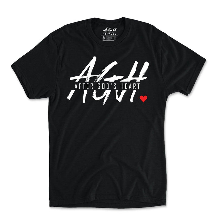 AGH Tee - Black - AGH Apparel