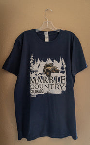 Marble Country T-Shirt