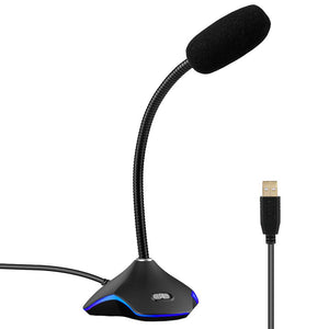 CK—— USB Condenser Microphone for Computer