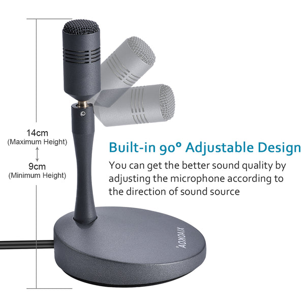 M80——USB Condenser Conference Microphone