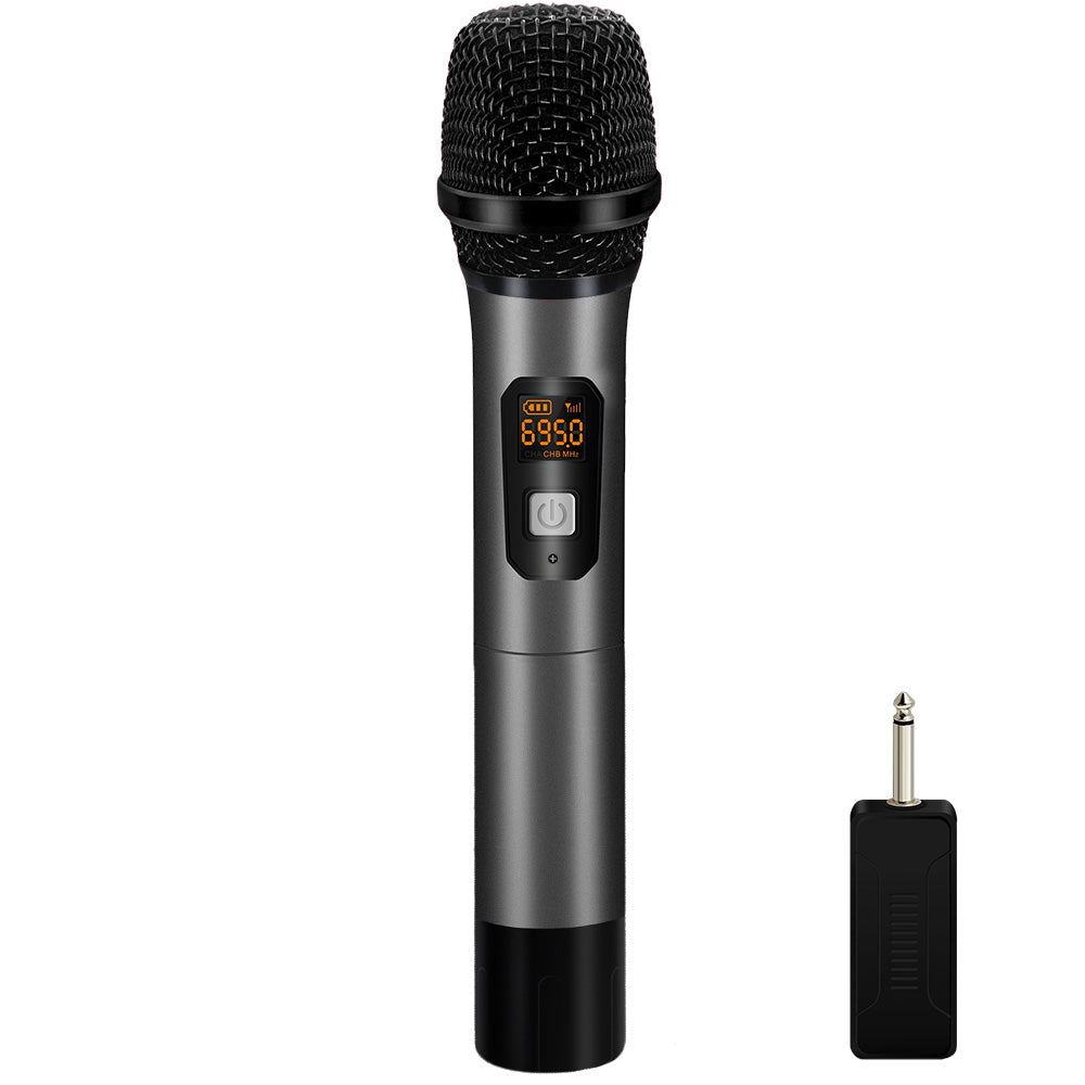 H18H——Professional Wireless Handheld VHF Dynamic microphone