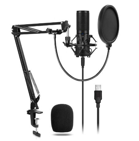 Q9 ——USB Microphone Kit