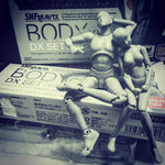 Body kun + Body chan - 2in1 Set - GREY