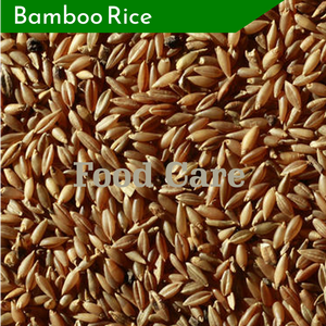 Bamboo Rice,(Natural&Wild) mulayari, brown rice, Moongil Rice 500.Gm - Food Care INDIA