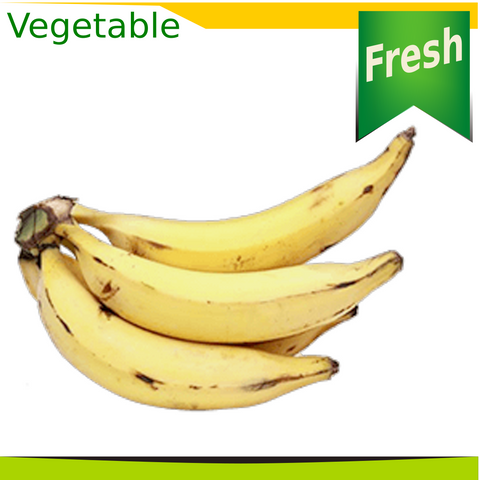 Banana Nendran - Fruits 5 Kg Pack ( FPO Wayanad ) - Food Care INDIA