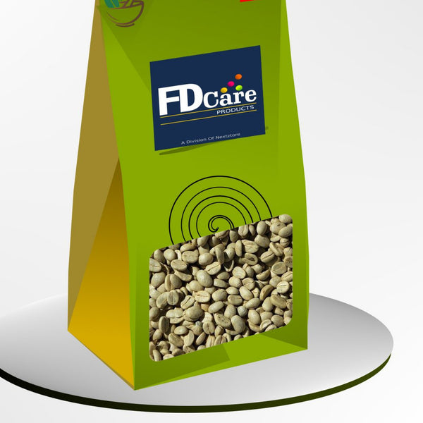 Green Coffee Bean | FDCare  Product - Food Care INDIA