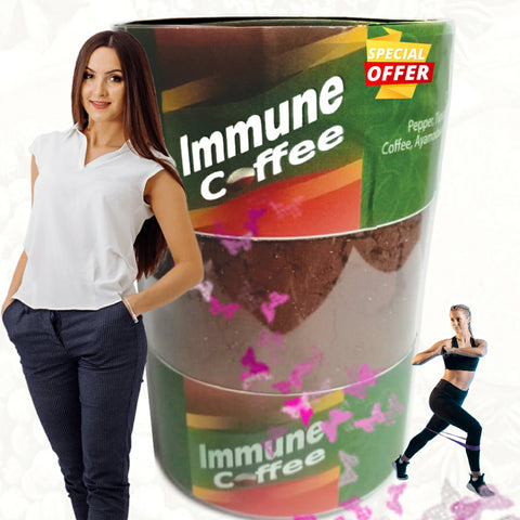 Immune coffee -sample Pack Free!! - Food Care INDIA