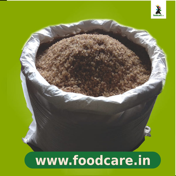 Red Rice Palakkad - Food Care INDIA