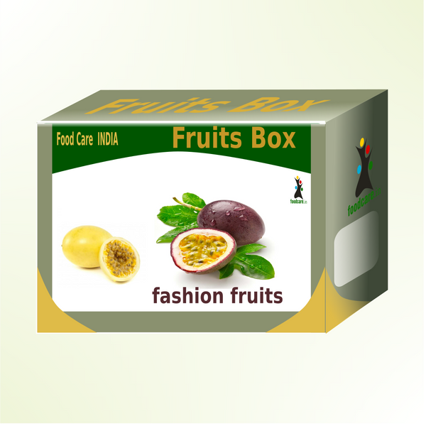 Passion fruits - 25 kg (Wholesale Box ) - Food Care INDIA
