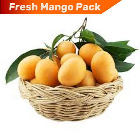 Mango  3-5.Kg Pack ( Mixid Pack ) - Food Care INDIA