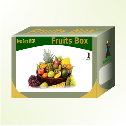 Mixed fruits Pack - Food Care INDIA