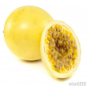 Passion fruits 1.Kg Pack - Food Care INDIA