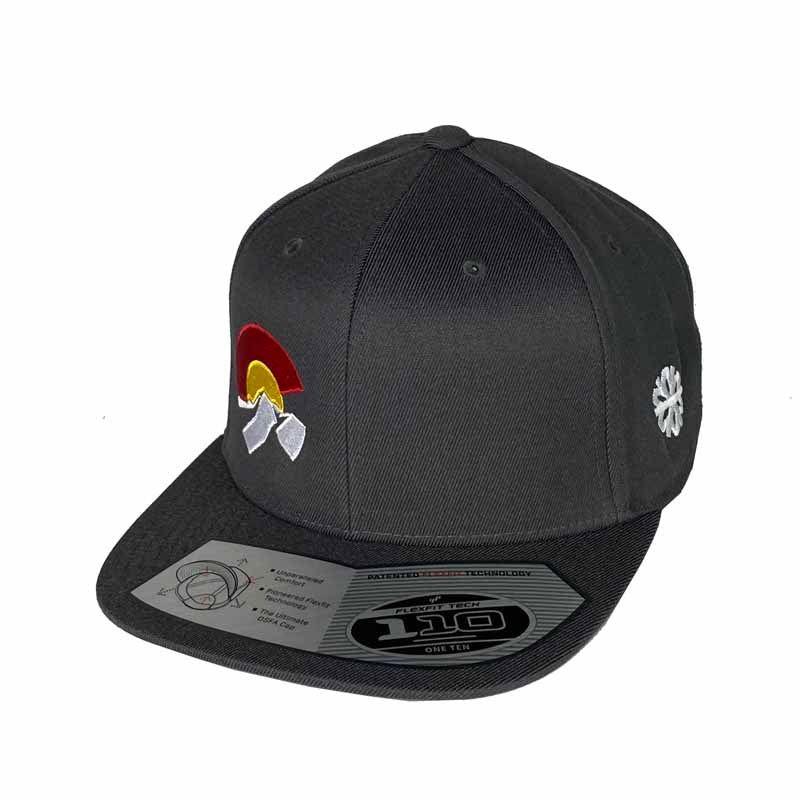 Friends of CAIC Logo Flex Fit Snap Back Hat