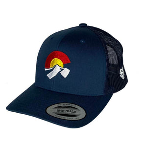 Friends of CAIC Trucker Hat Navy