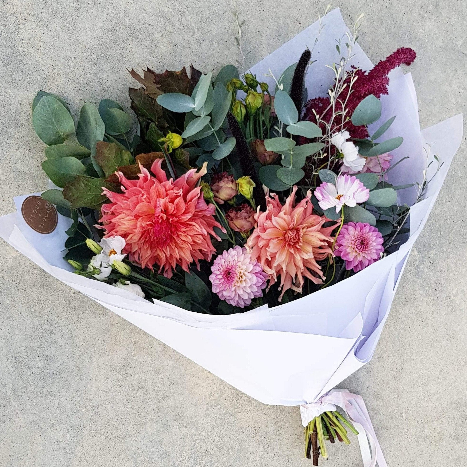 Fresh flowers from Waikato florist Flour + Bloom