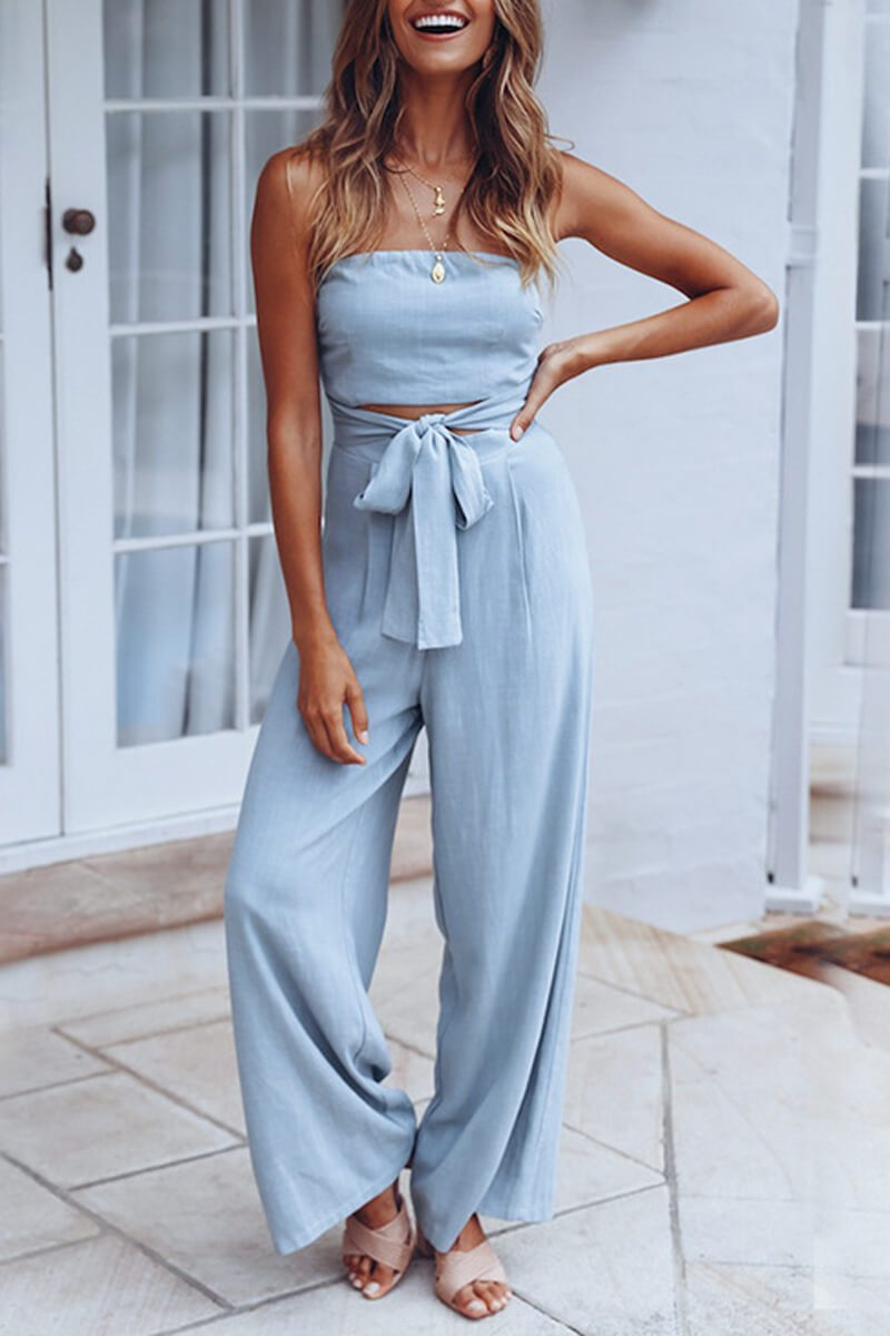Lopolly Off The Shoulder Jumpsuit