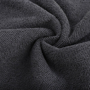 Close up on microfibre fabric