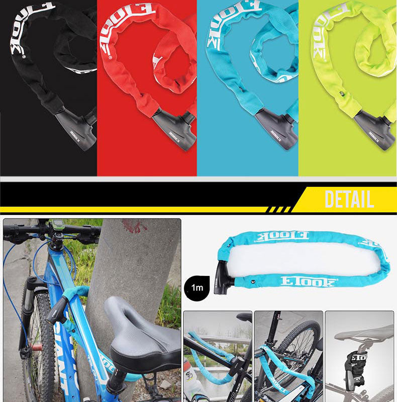 Anti-theft Bike Lock