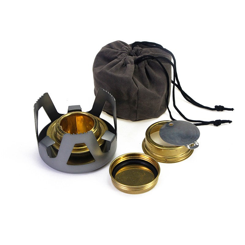 Ultra-light Mini Spirit Camping Stove