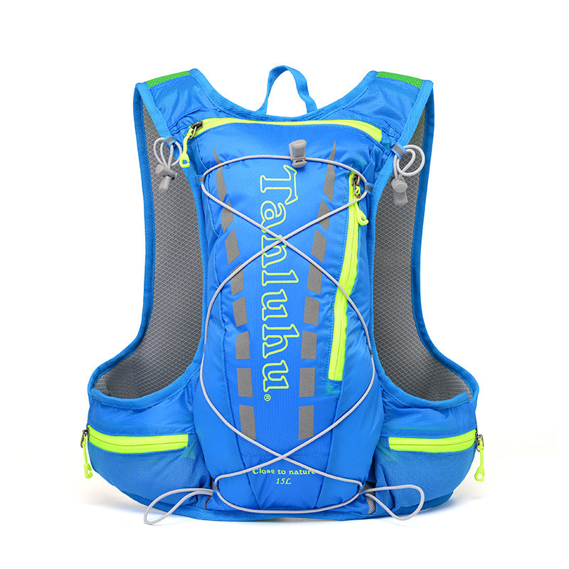 Blue 15 litre sports pack