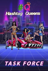 HASHTAG QUEENS POSTERS