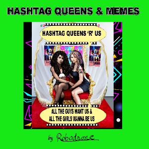 HASHTAG QUEENS SIGNED EBOOKS