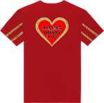 HASHTAG QUEENS HEART T-SHIRT