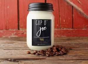 Cup O Joe-13oz-Farmhouse Mason Jar