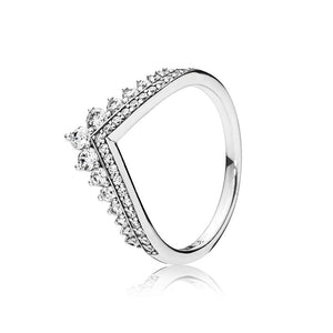Princess Wish Ring - Clear CZ - PANDORA - 197736CZ