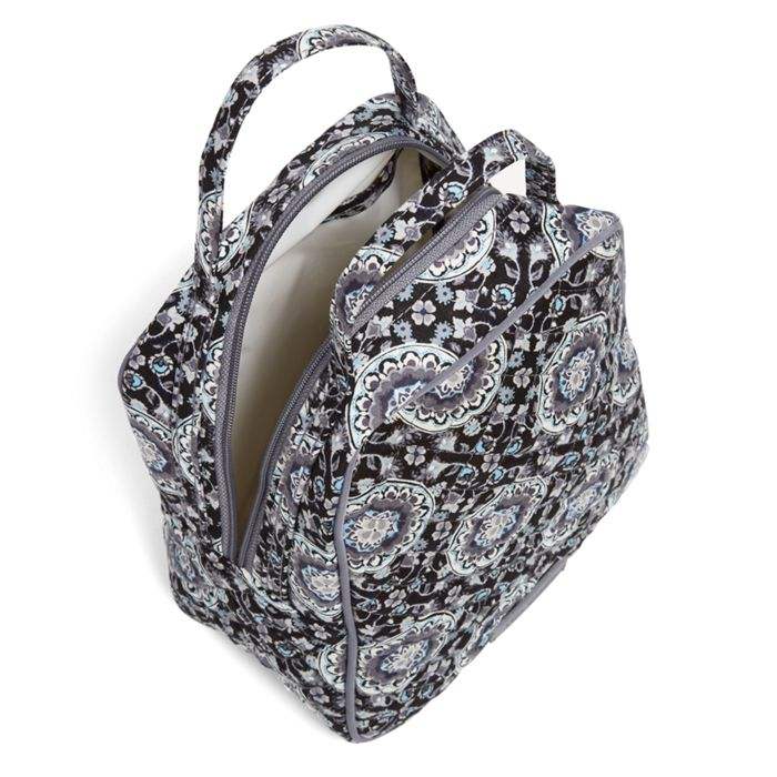 ed7a117401 Vera Bradley - Iconic Lunch Bunch - Charcoal Medallion - Red Barn ...
