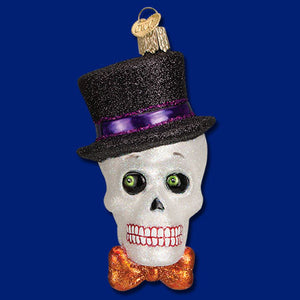 Top Hat Skeleton - Old World Christmas