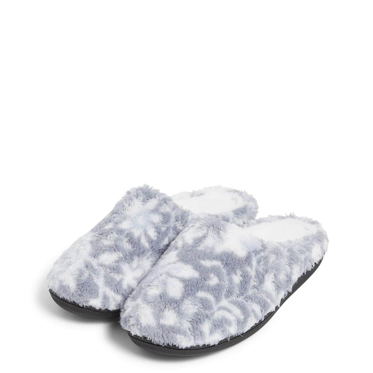 Plush Shimmer Slippers-Frosted Lace-Vera Bradley