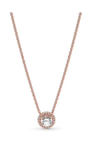 Classic Elegance Necklace-Pandora Rose