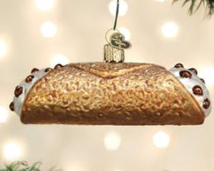 Cannoli Ornament -Old World Christmas