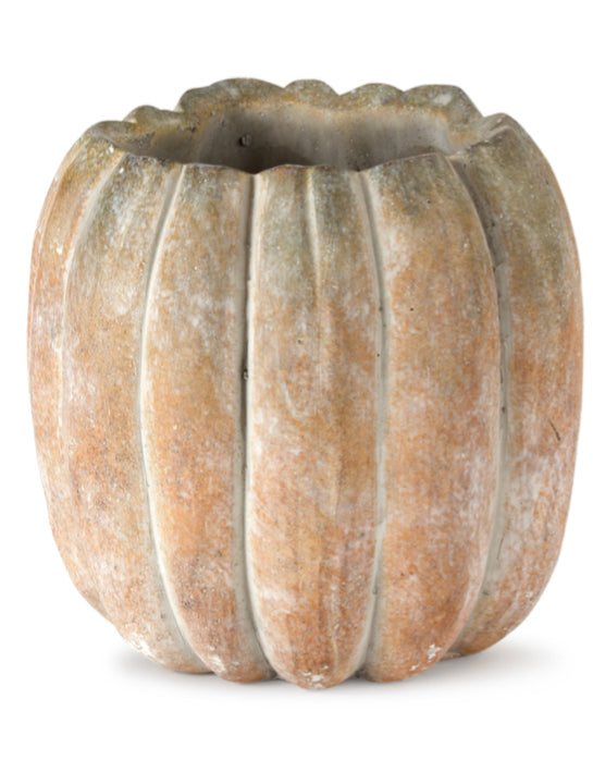"Pumpkin Planter-6.5""x6.5"""