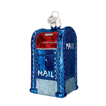 Mail Box Ornament - Old World Christmas