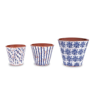 Graduated Bungalow Pots (3 Sizes)