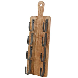 Paddle Board Wine Rack