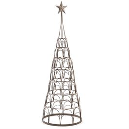 Wire Christmas Tree.Wire Christmas Tree Card Holder