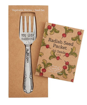 Veggie Marker and Seed Set-(6 Styles Sold Separately)